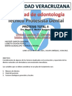 Prostodoncia Total II