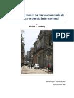 Cuba y La Nueva Economía