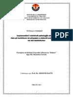 Doktoratura Manuela Varoshi Fakulteti i Shkencave Sociale Departamenti Psikologji Pedagogjise1