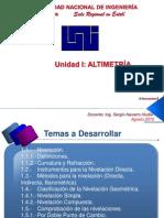 Unidad i Altimetria