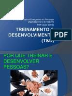 Treinamento & Desenvolvimento (t&d)