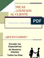 Atencion Cliente EMC