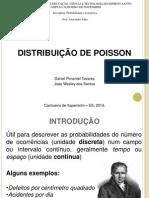 Distribuição de Poisson - Probabilidade e Estatística (1)