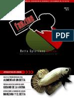 Revista Bettas Mexico
