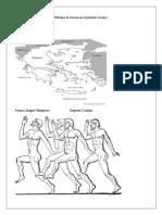 12 Dibujos de Grecia Periodo Arcaico