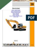 170779724 Manual Sistema Electrico Excavadora Js200 260 Jcb