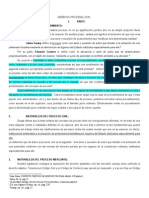 Derecho Pro Civil Resumen