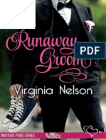 Runaway Groom (Watkins Pond #1) - Virginia Nelson