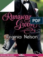 Runaway Groom (Watkins Pond #1) - Virginia Nelson
