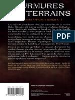Murmures Souterrains - Aaronovitch, Ben