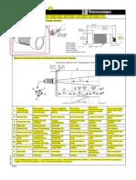 Hoja Tecnica - Ultrasonic Sensors M30