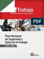 Politica Nacional SST 2014-2017