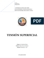 Tension Superficial Jose Sepulveda