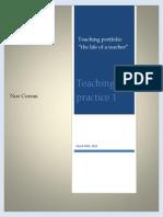 Teaching Portfolio part II.Noe Coreas.docx