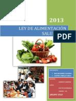 02 Ley de La Alimentacion Saludable