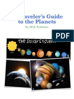 Traveler's Guide to the Planets-Nick Robinson