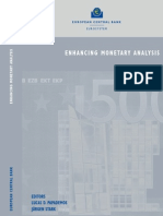 European Central Bank (2010) Enhancing Monetary Analysis