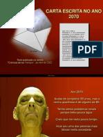 Carta Escrita No Ano 2070[1]