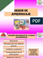 Sesion de Aprendizaje Ugel04