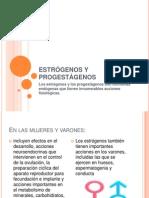 Estrógenos y Progestágenos