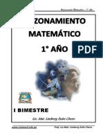 RAZONAMIENTO ABSTRACTO-1° AÑO