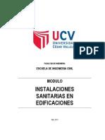 INSTALACIONES SANITARIAS - UCV