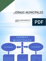 Derecho Municipal Diapositivas