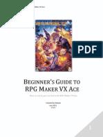 Beginner s Guide to Rpg Maker Vx Ace