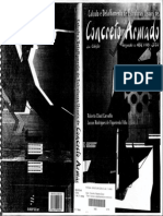 Cálculo e Detalhamento de Estruturas Usuais de Concreto Armado Volume 1 Roberto Chust Carvalho
