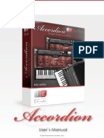 Ilya Efimov Accordion Manual