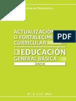 ActualizacionCurricularMatemática
