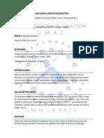 Lesion Condral Caso Radiologia