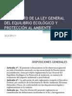 LEY GENERAL DEL EQUILIBRIO ECOLÓGICO Y PROTECCIÓN AL AMBIENTE.pptx