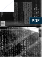 Livro o Metodo Fenomenologico Na Pesquisa - Daniel Agusto Moreira