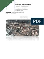 Especificaciones Técnicas Generales Saladero 2014