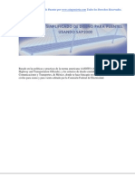 Manual Puentes SAP