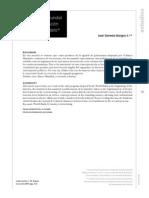 Banco Mundial y La Politizacion de Su Mandato