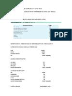 Exportacion de 20 Tn de Aceite de Oliva Hacia Italia
