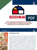 proyecto sodimac