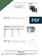 Totalcomp S Type Load Cells Brochure JEC