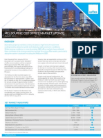 Melbourne CBD Office Market Update August 2013