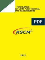 Buku Formularium RSCM 2012