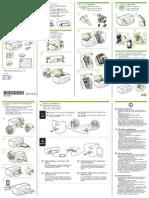 HP Officejet Pro K8600 Printer Start Guide