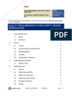 AA_REQ_000131 - QUALITY REQUIREMENTS THIRD PARTY DESIGN VERIFICATION