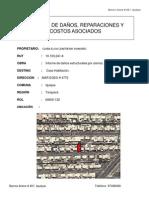 INFORME DE DAÑOS ESTRUCTURAL MAR EGEO N°4772
