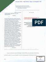 Haisley Responses to Interrogatories in pending federal lawsuit