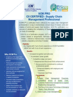 SCM-Pro Brochure for Corrections
