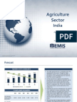 India Agriculture Sector Report Forecast