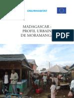Moramanga Urban Profile - Madagascar