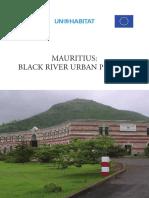 Black River Urban Profile - Mauritius